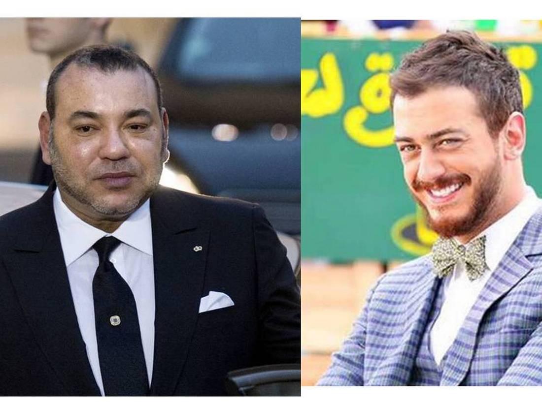 العاهل المغربي يتكفل بأتعاب الدفاع عن سعد لمجرد المعتقل في فرنسا
