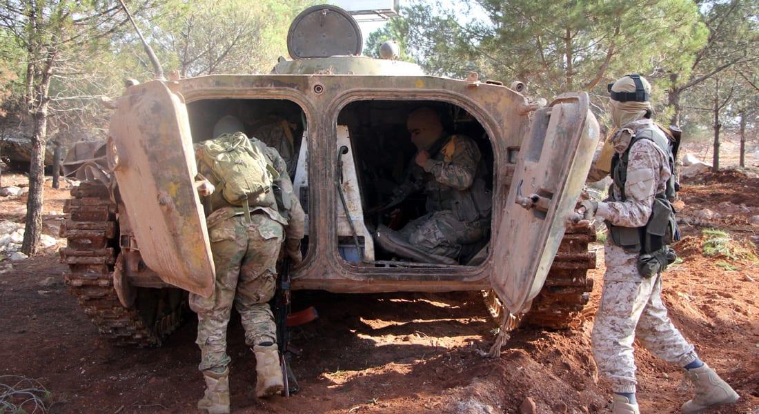اشتباكات فصائل المعارضة والنظام تصل لضاحية الأسد بحلب