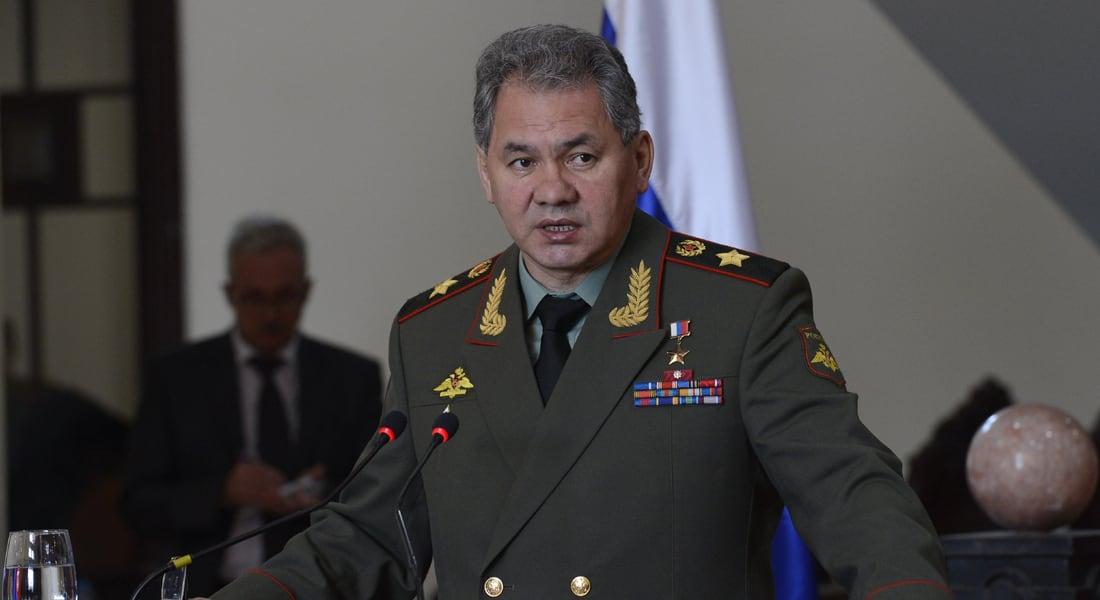 """وزير دفاع روسيا يعلن """"تأجيل عودة سوريا للحياة السلمية"""""""