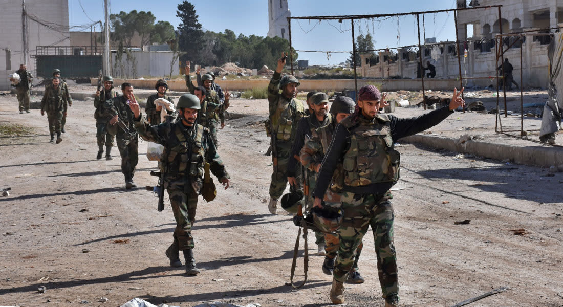 مصدر بالجيش السوري: سيطرنا على تلة الرخم بحلب.. والمرصد: اشتباكات بأطراف مشروع 1070