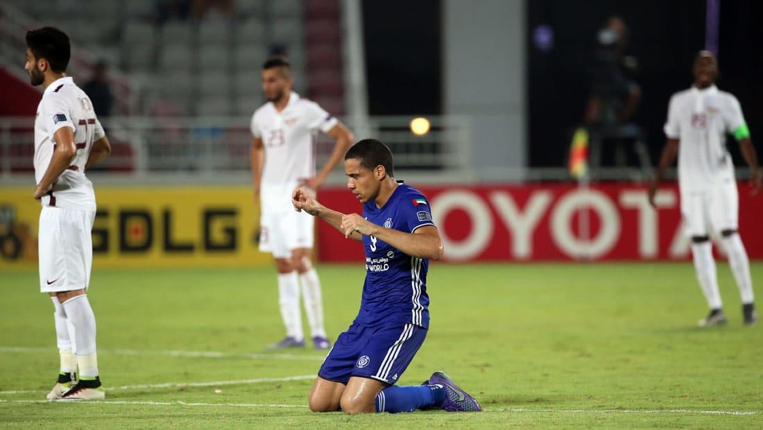 حرمان النصر الإماراتي من المشاركة بأبطال آسيا حتى 2018