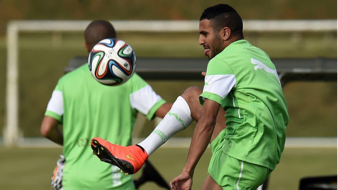 """الجزائر تواجه نيجيريا في لقاء """"التفوق التاريخي"""" بين المنتخبين"""
