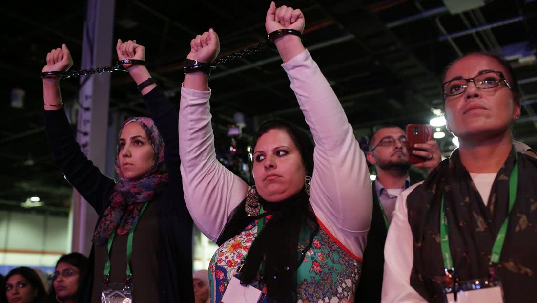 تقرير: ارتفاع حاد في جرائم الكراهية ضد المسلمين في أمريكا