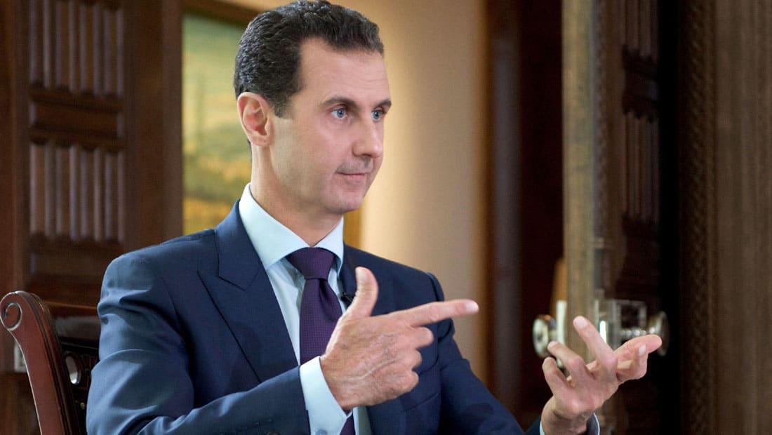 الأسد: أنا وإيران وروسيا حلفاء طبيعيون لترامب.. إن حارب الإرهاب