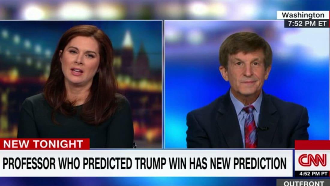 """""""بروفيسور التنبؤات"""" يتوقع: دونالد ترامب سيُعزل قبل نهاية ولايته"""