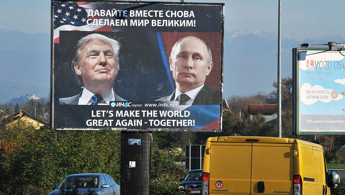 """الكرملين: نتوقع """"التطبيع"""" مع ترامب حول سوريا.. وننتظر إشارات لترتيب اجتماعه مع بوتين"""