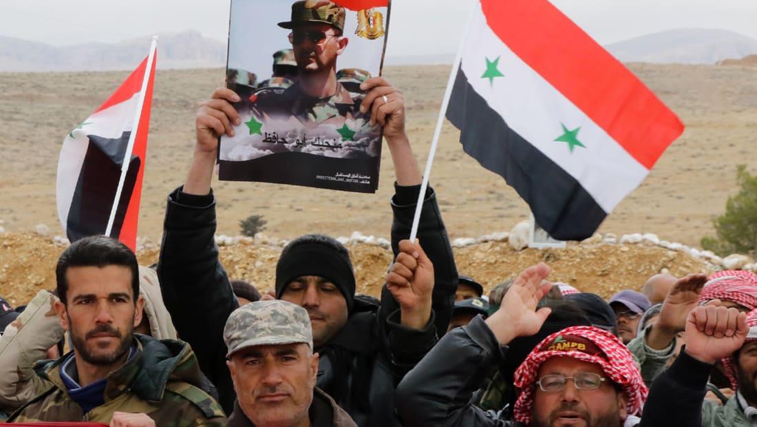 """جيش الأسد: """"تلبية لرغبة الجماهير"""".. شكلنا فيلقاً جديداً من المتطوعين لمكافحة الإرهاب"""