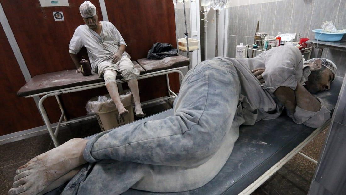 مدير شركة أردنية لصنع الكلور: ابحثوا عمّن قصف به الناس في سوريا