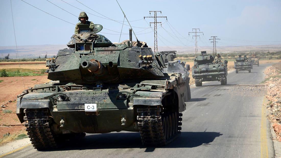 تركيا تتوعد بالرد على مقتل 3 من جنودها إثر غارة جوية في سوريا