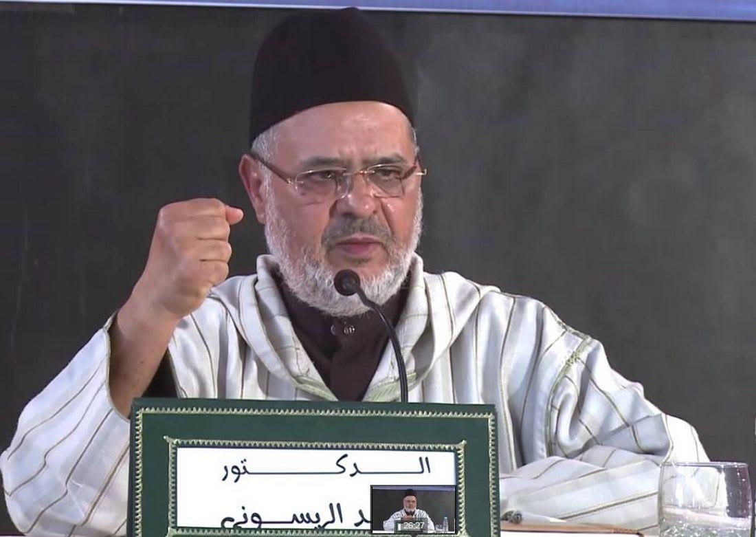 أحمد الريسوني: ارتحت لإسقاط مرسي.. والإخوان المسلمون يعانون جمودًا فكريًا