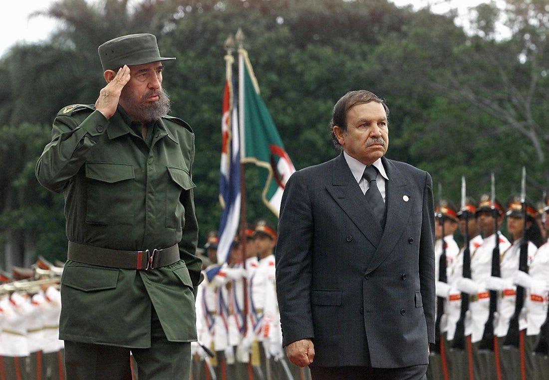 ما هي أسرار العلاقة القوية بين كاسترو والجزائر؟
