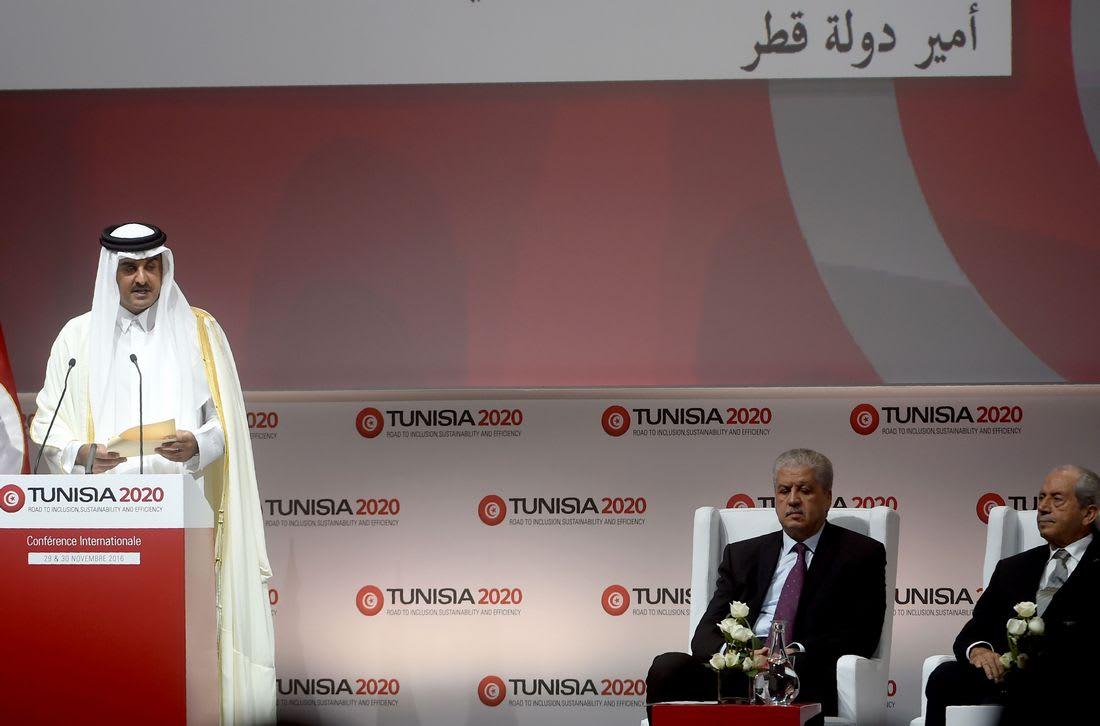 تونس تحصل على مساعدات وقروض عربية تتجاوز أربعة مليارات دولار