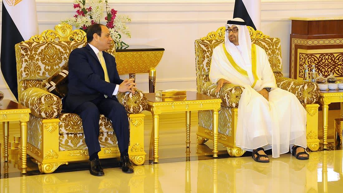 السيسي: الإمارات أصبحت نموذجا للدول العربية