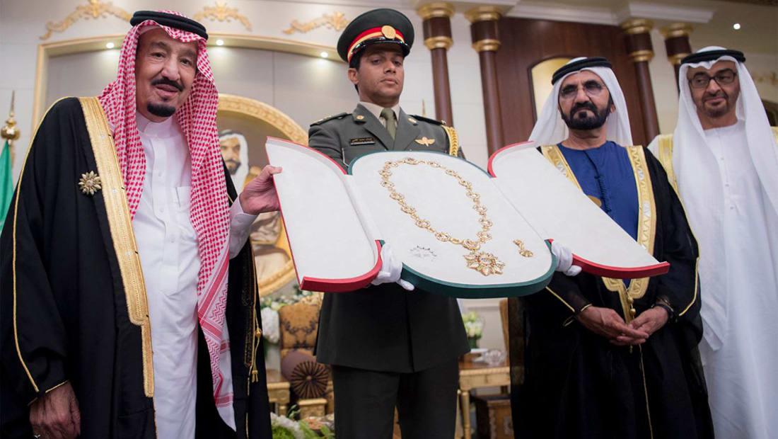 محمد بن راشد: علاقات الإمارات والسعودية تجاوزت الدبلوماسية.. ومحمد بن زايد: المملكة عمود الخيمة الخليجية والعربية