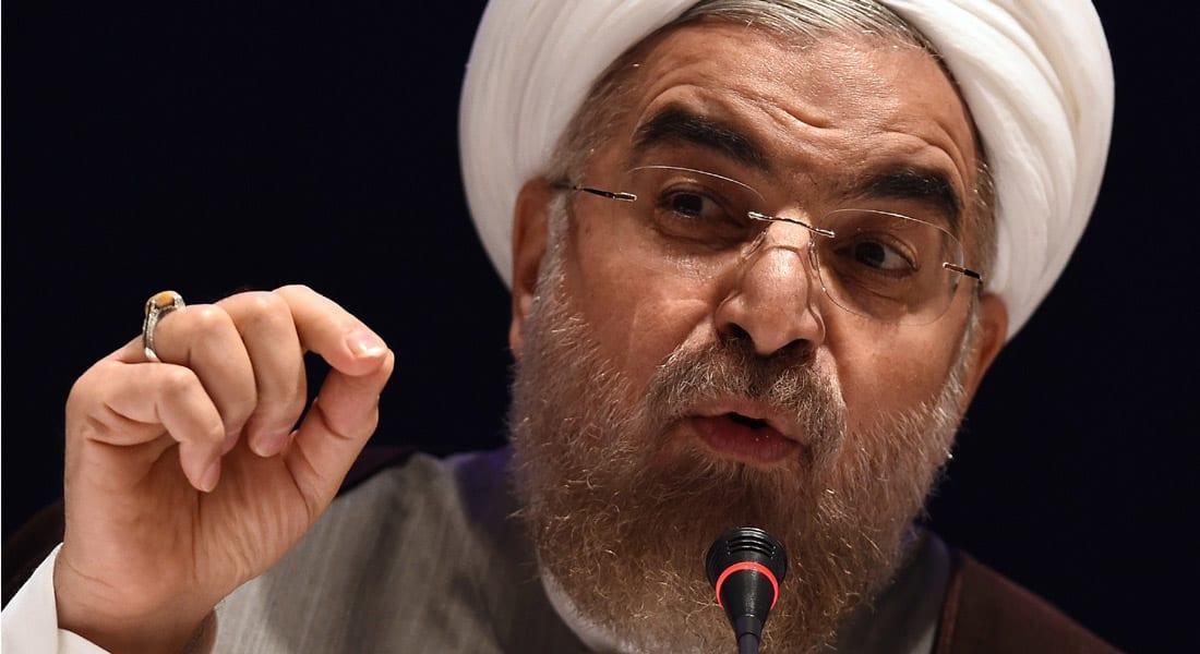 """روحاني يطالب أوباما بـ""""فيتو"""" ضد قرار تمديد العقوبات على إيران"""