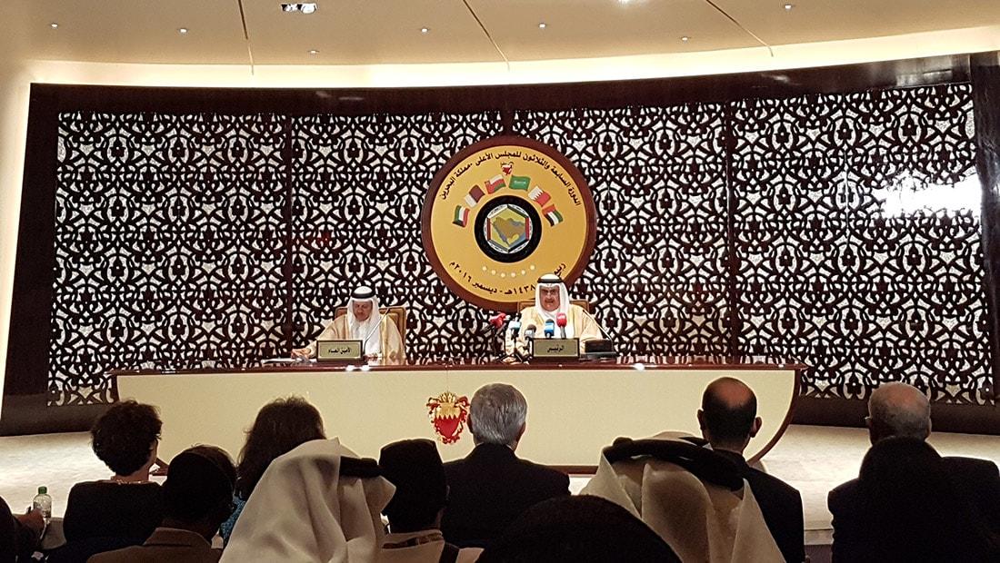 إعلان الصخير: قادة الخليج يتفقون على تعزيز التعاون.. ويطالبون إيران بتغيير سياستها في المنطقة