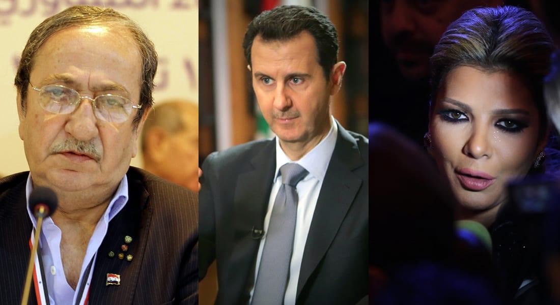 بعد خلافهما حول الأسد.. أصالة تعتذر لدريد لحام: أشتاق إلى حضنك