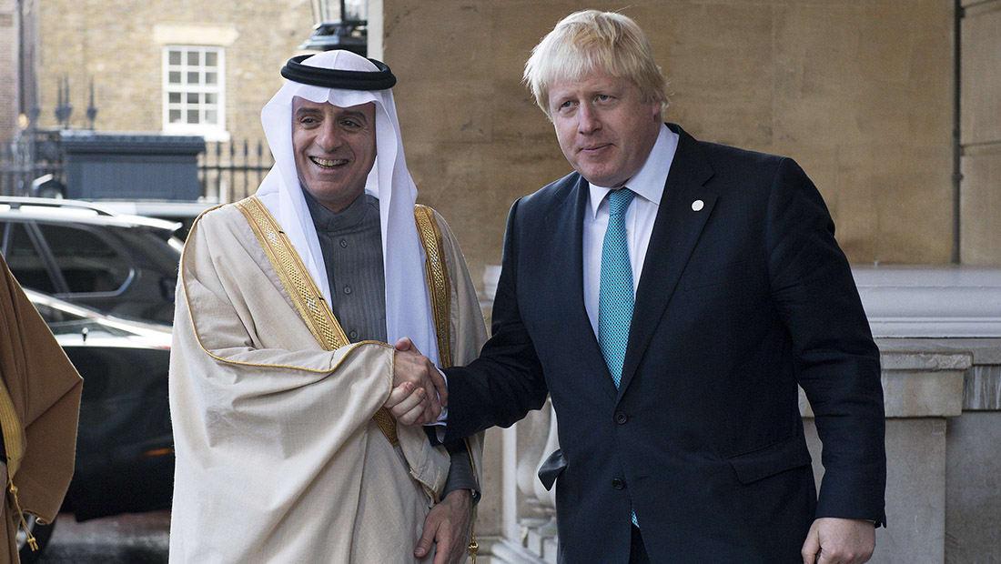 """وزير خارجية بريطانية يتهم السعودية بـ""""إساءة استخدام الدين"""" لأهداف سياسية.. وحكومته تنأى بنفسها"""