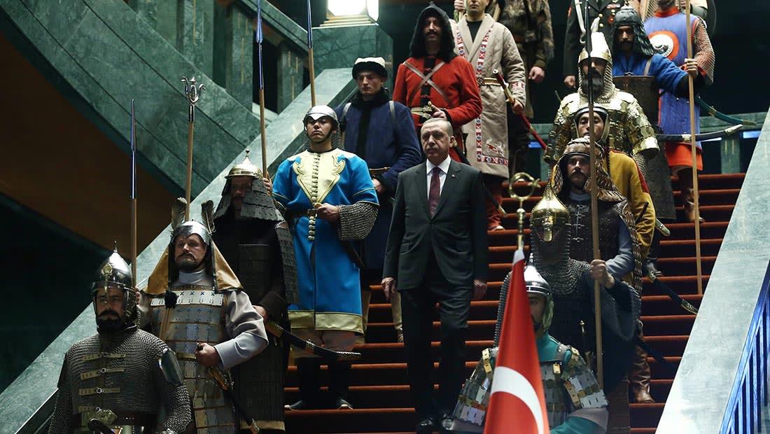 """حزب أردوغان يقدم مشروع """"النظام الرئاسي"""" للبرلمان"""
