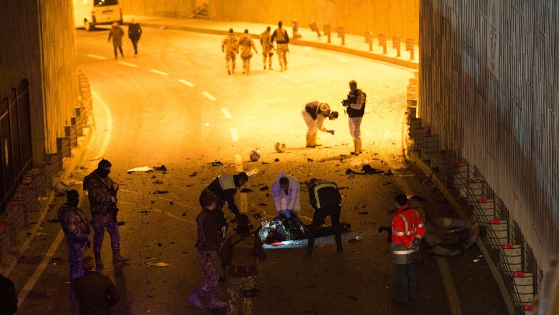 کاملیا انتخابی فرد تكتب لـCNN عن تفجيرات مصر وتركيا: لكي نهزم الإرهاب.. علينا الاهتمام بالتاريخ