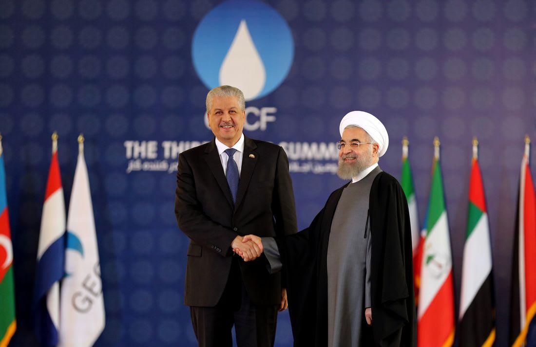 """وزيرا الثقافة في الجزائر وإيران يشيدان بـ""""القواسم المشتركة"""" بين البلدين و""""التقارب"""" بينهما"""