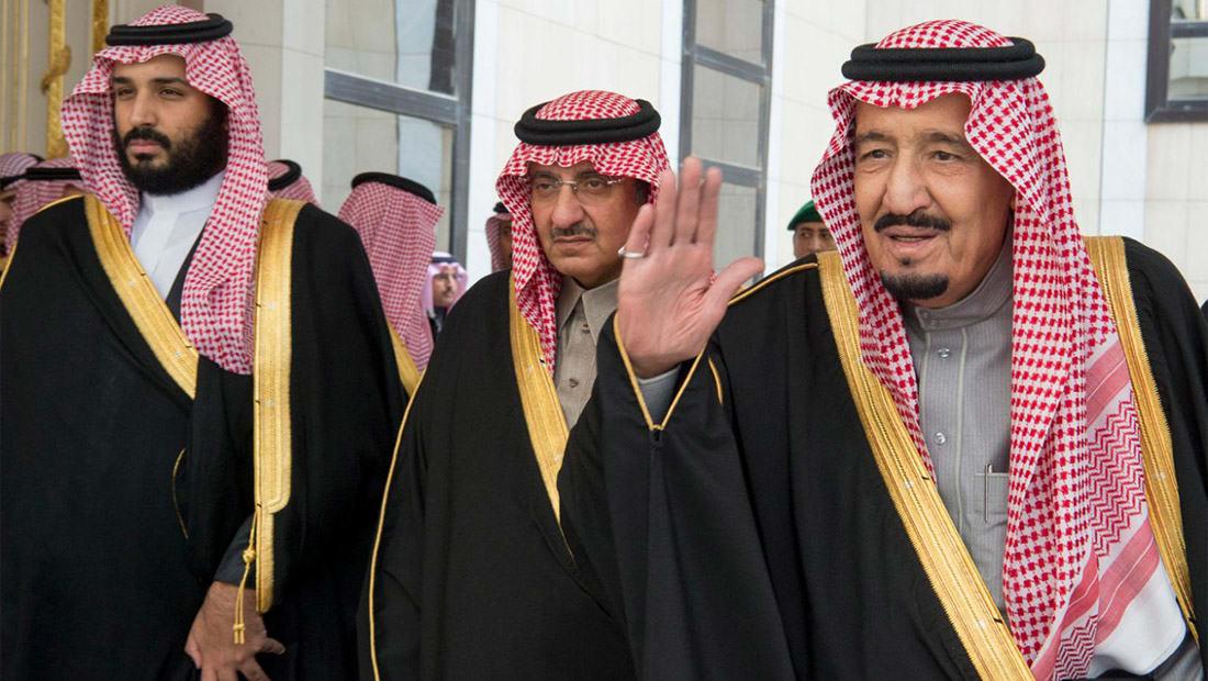 """الملك سلمان: نتعامل بإجراءات بعضها """"مؤلمة مرحلياً"""" مع التغيرات الاقتصادية"""
