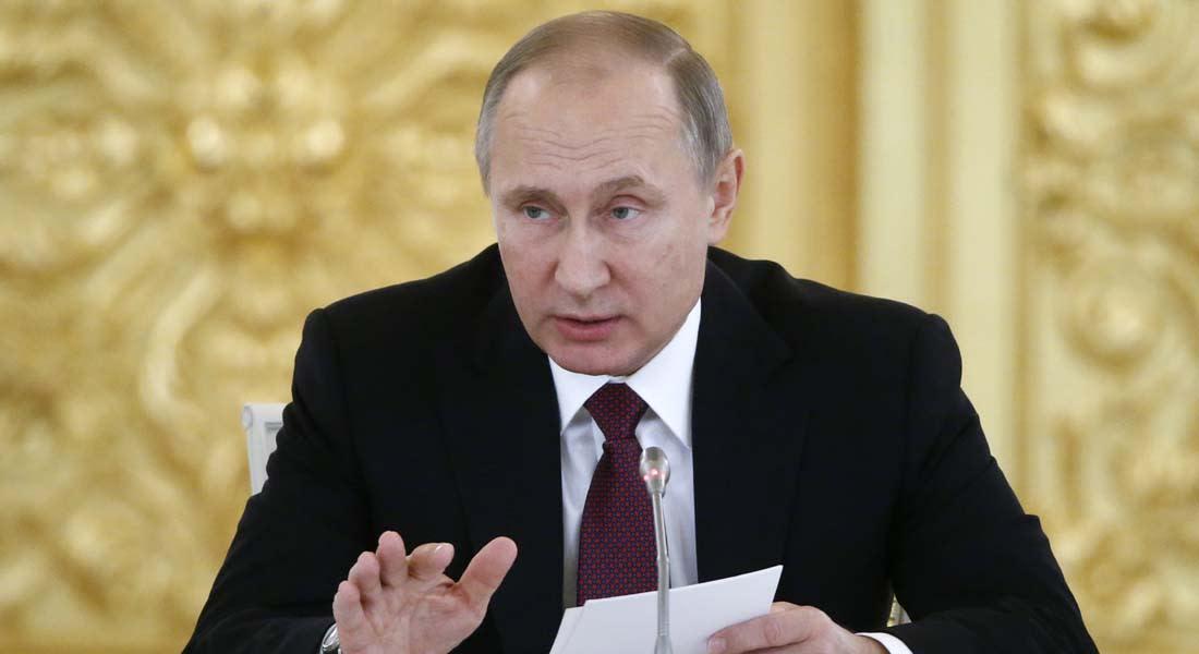 """بوتين يدعو لمحادثات سلام بعد """"نجاح"""" جيش سوريا بحلب"""