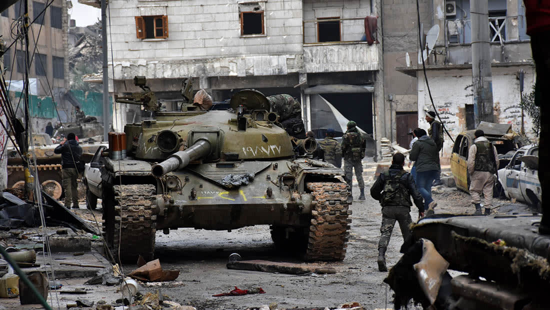 """إيران: """"الانتصار"""" في حلب سيغير معادلات المنطقة"""