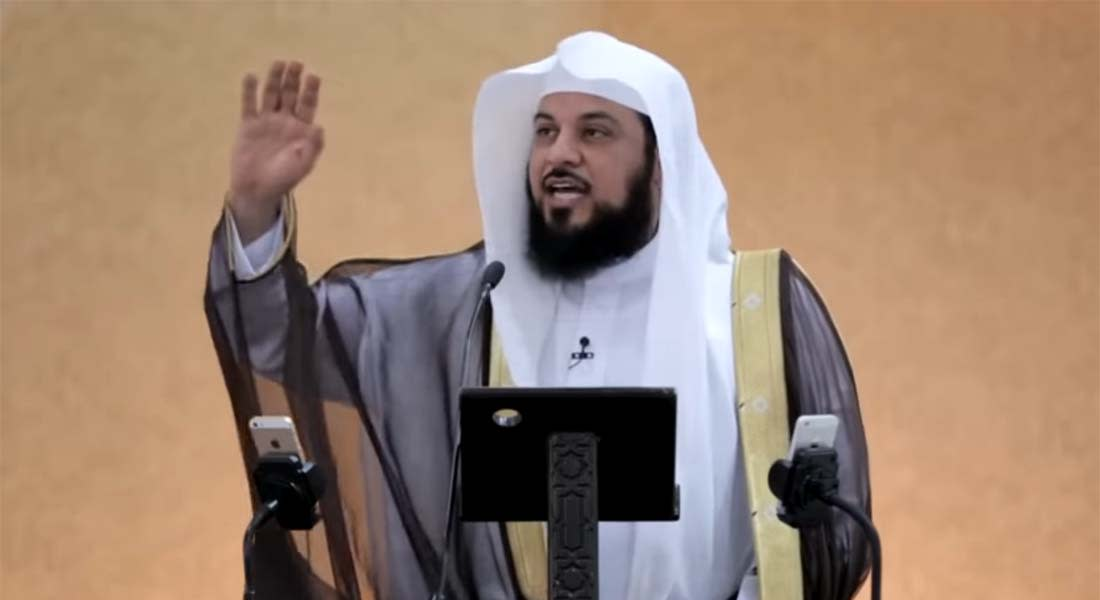"""العريفي بوسم """"شبيحة بشار بالسعودية"""": لم أظن أن انسانا مؤمنا يحب طاغية الشام"""