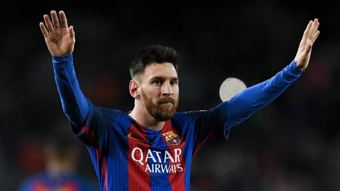 """مراوغات ميسي تحسم """"ديربي كتالونيا"""" لصالح برشلونة"""