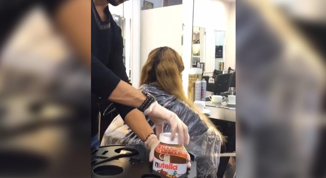 لن تصدقوا ما استخدم مصفف الشعر بهذه الصبغة.. من سيجرّب؟