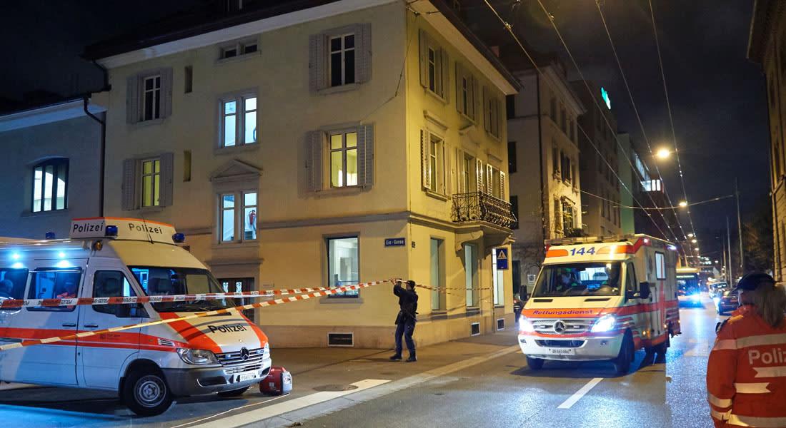 سويسرا: العثور على جثة مشتبه به بهجوم المركز الإسلامي