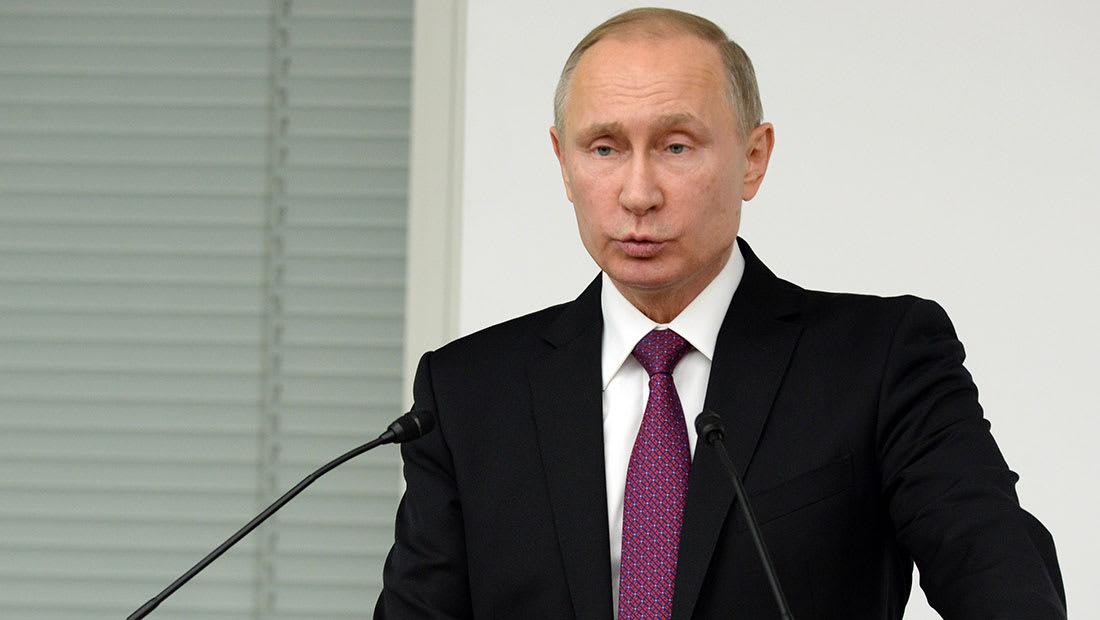 بوتين يكشف سبب غياب الحراسة الروسية المسلحة عن سفيره لحظة مقتله بأنقرة
