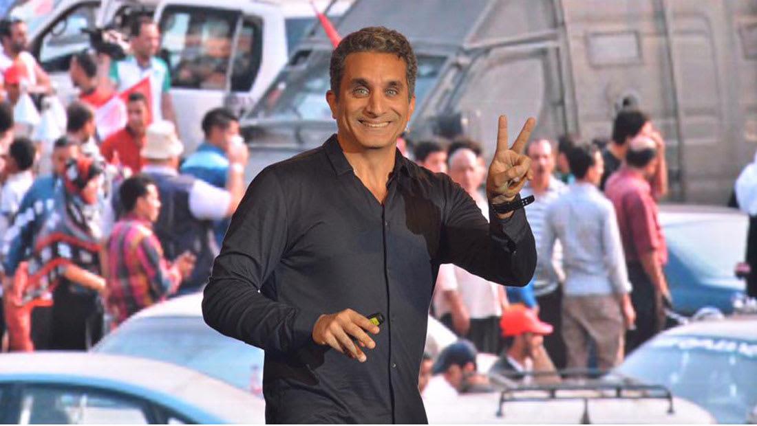 """باسم يوسف ينتقد السيسي بعد سحب مصر """"قرار الاستيطان"""""""