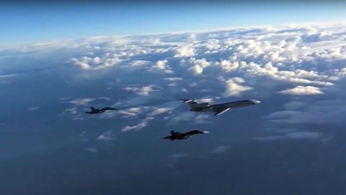 تحطم طائرة روسية بطريقها لسوريا وعلى متنها فرقة رقص و9 صحفيين
