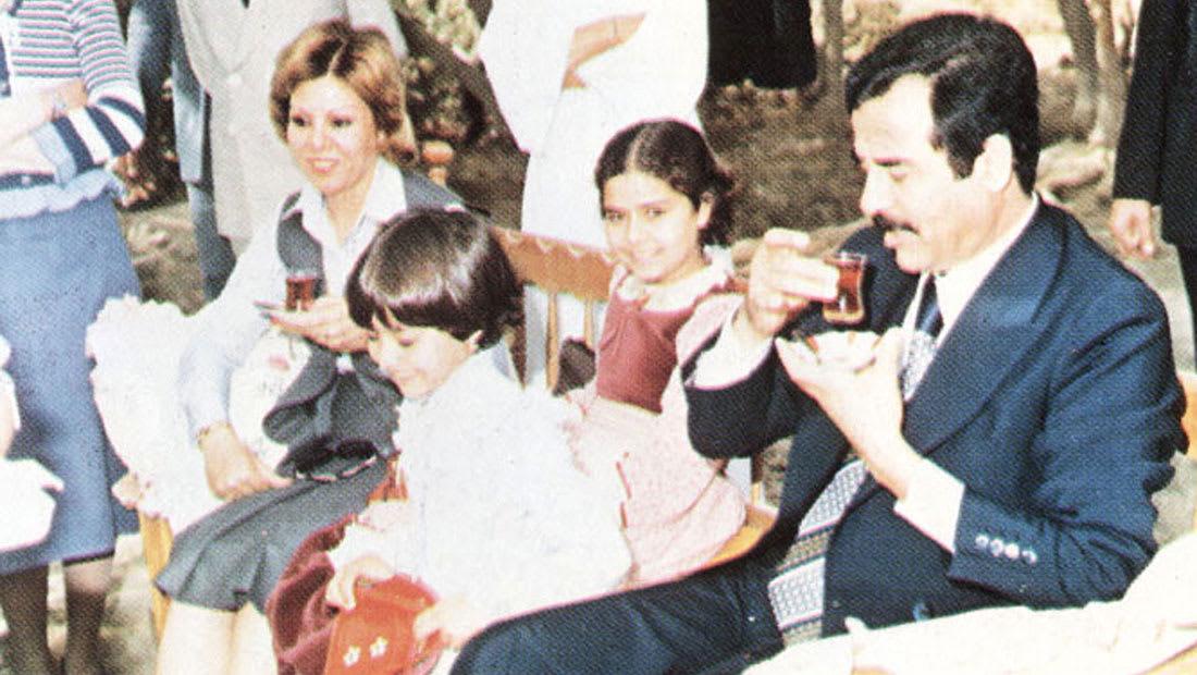 رغد صدام حسين تبرر لـCNN قسوة نظام والدها: العراق بلد يصعب حكمه