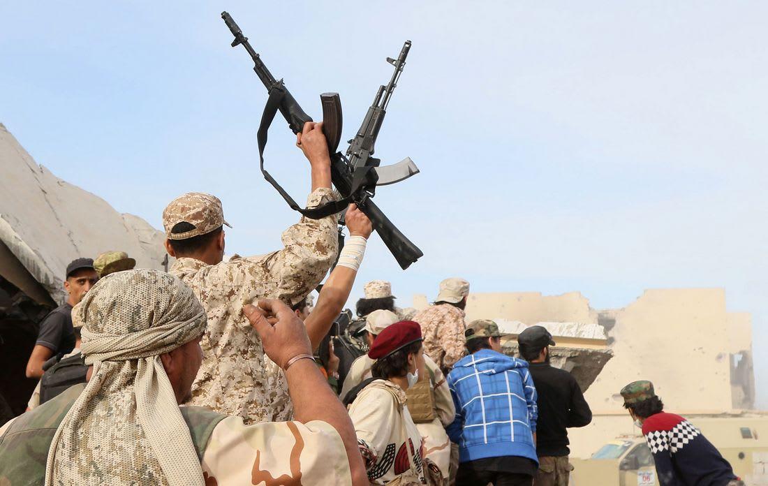 """بعد خسارته في سرت.. هل يتغلغل """"داعش"""" في العاصمة طرابلس؟"""