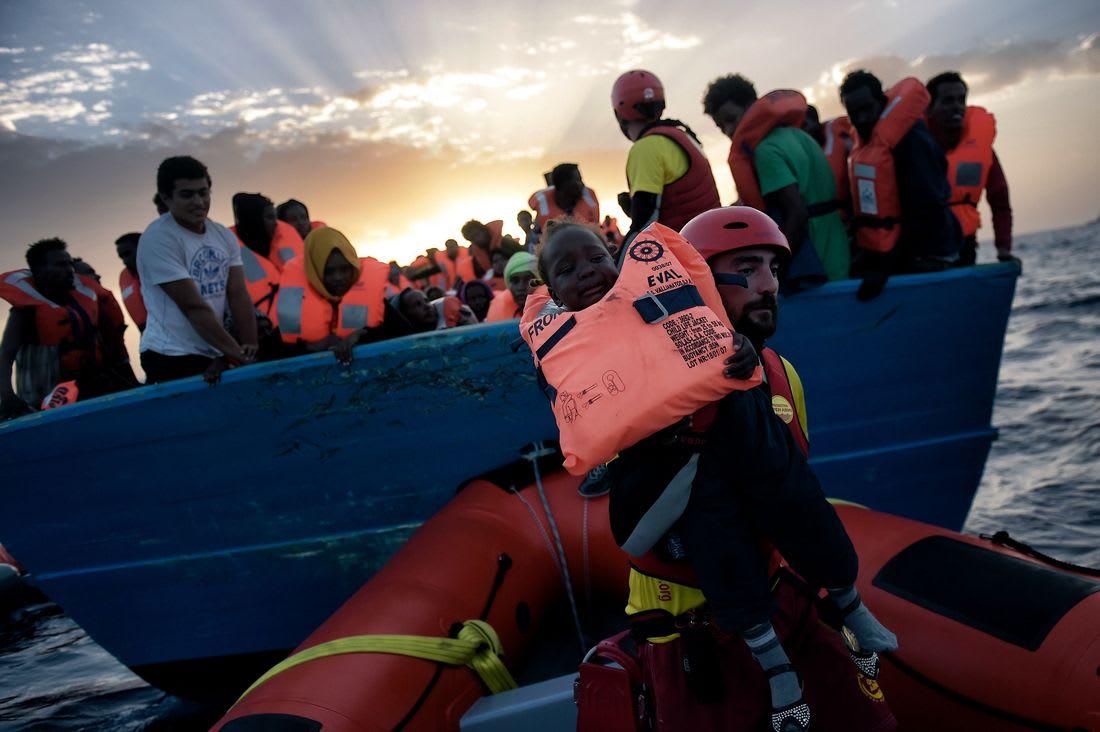 رحلات في قوارب الموت.. هكذا يتم تهريب البشر من ليبيا نحو أوروبا