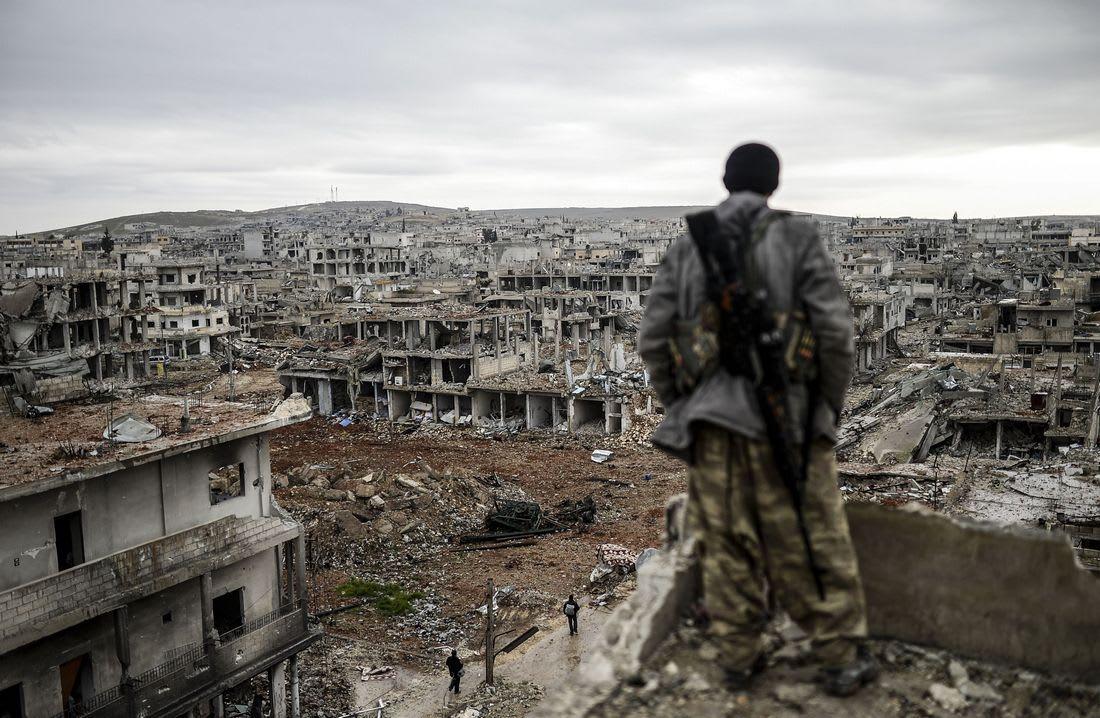 من هي المجموعات السورية المسلحة التي انضمت إلى اتفاق وقف إطلاق النار؟