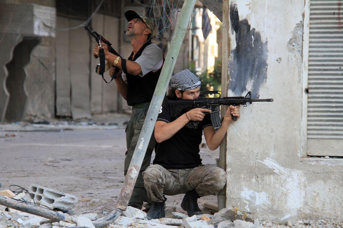المعارضة السورية ترحب بوقف إطلاق النار.. وأردوغان: سنراقب الاتفاق رفقة روسيا