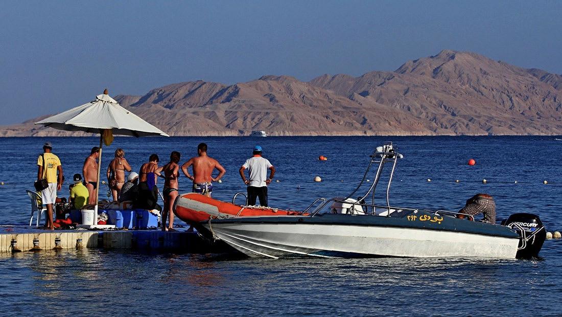 برلمانية بمصر: صخور جزيرة تيران تخرج من شواطئ السعودية