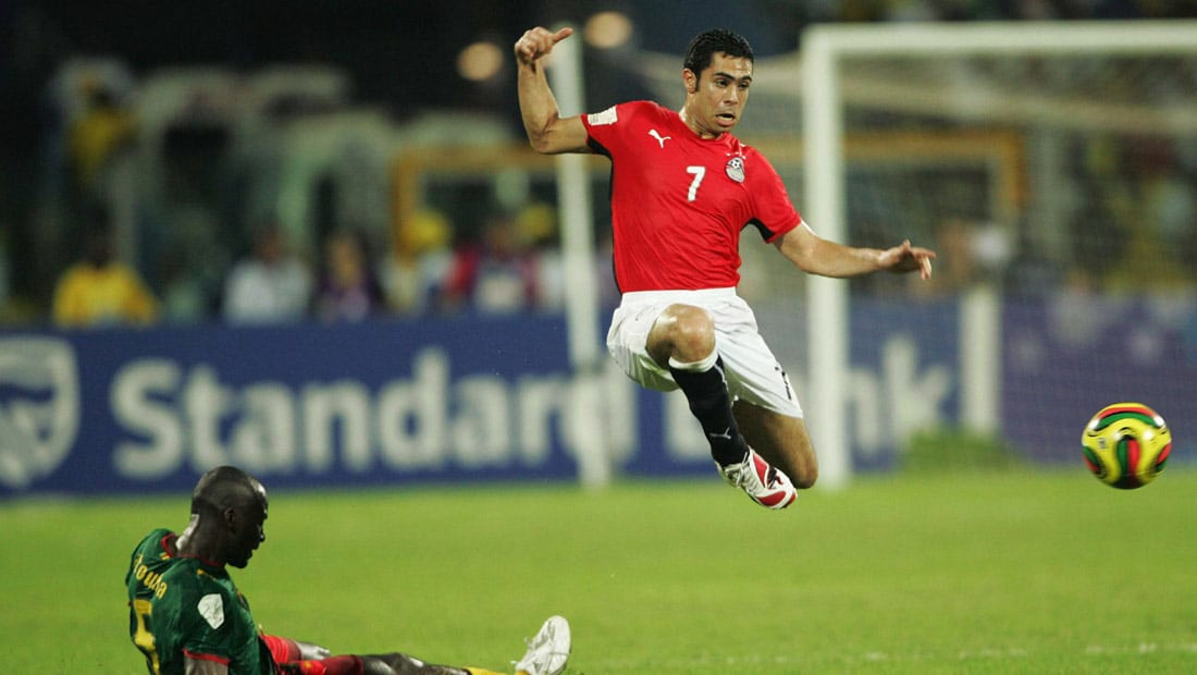 فتحي لـ CNN: هدف مصر الوصول للمربع الذهبي في بطولة أفريقيا والجزائر تمتلك منتخبا جيدا