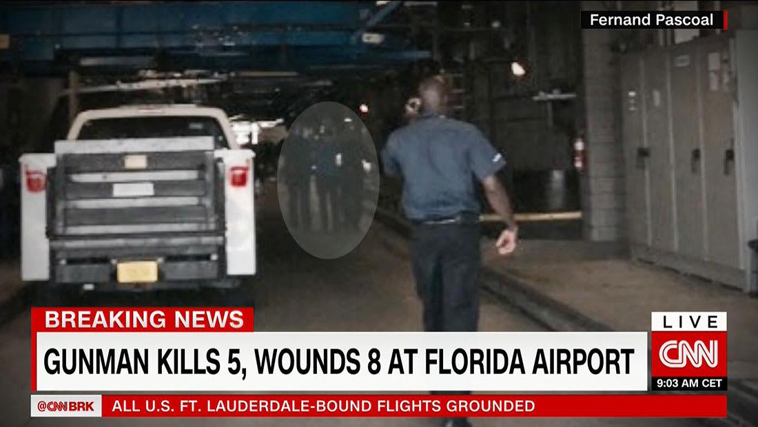 وثيقة قضائية تكشف اعترافات المشتبه به بهجوم فورت لودرديل