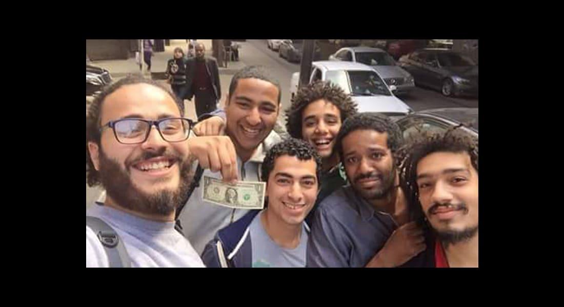 """فرقة """"أطفال الشوارع"""" المصرية تعود إلى فيسبوك بـ """"كبدة ومخ"""""""