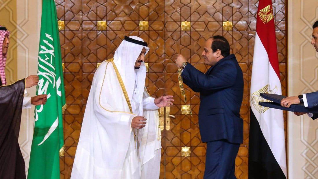 رئيس سابراك يكتب لـCNN: الرسائل السلبية بين السعودية ومصر نوعان لا ثالث لهما