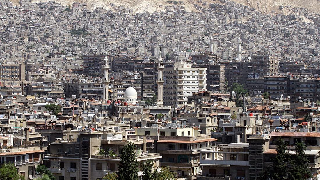 التلفزيون السوري: غارة إسرائيلية استهدفت محيط مطار المزة بدمشق