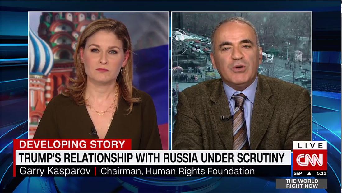 معارض روسي مقيم بأمريكا لـCNN: قلق على مصير أمثالي بتسلم ترامب السلطة