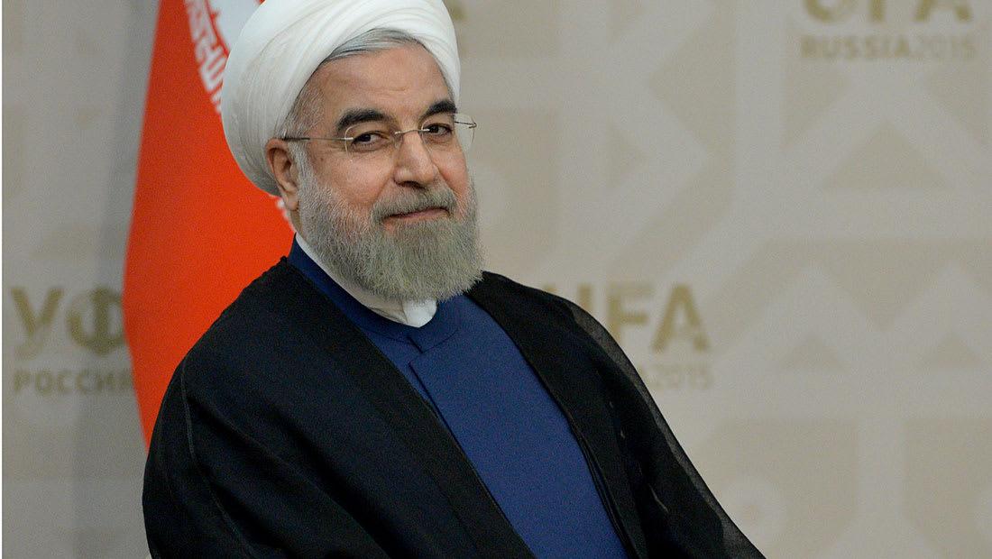 روحاني: لا نريد إلغاء السعودية من المشهد و8 دول توسطت بيننا
