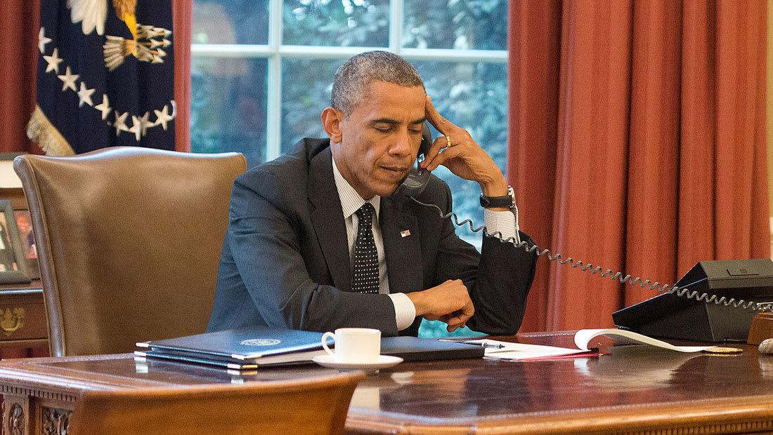 آخر عملية عسكرية يوافق عليها أوباما بولايته؟