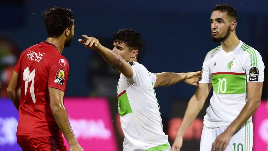 تونس والجزائر تتنافسان على ملاقاة بوركينا في ربع نهائي كأس أفريقيا
